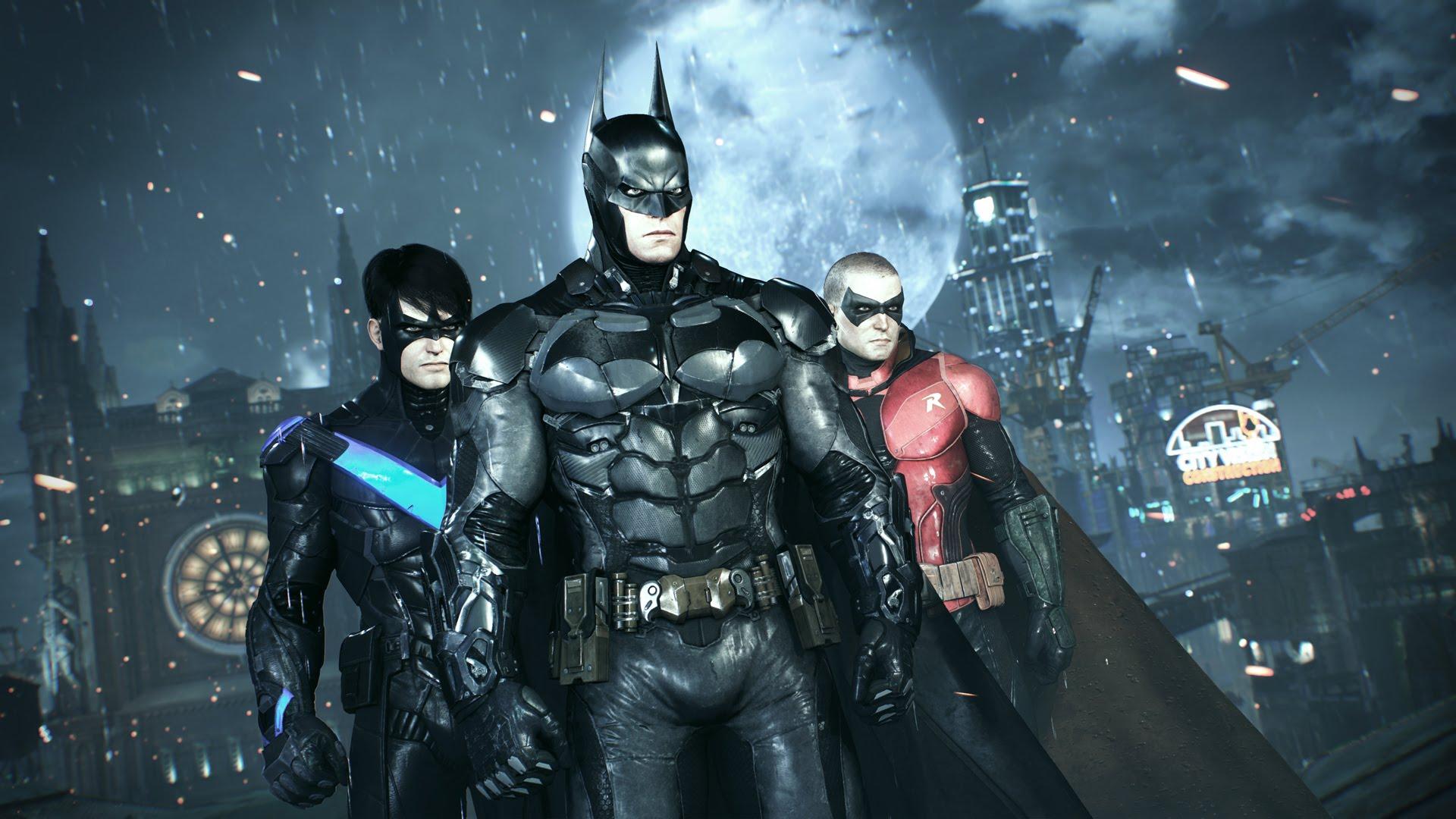 Batman: Arkham Knight – trailer