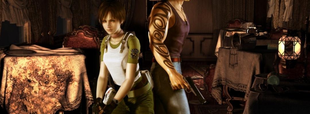HD Remaster και για το Resident Evil Zero