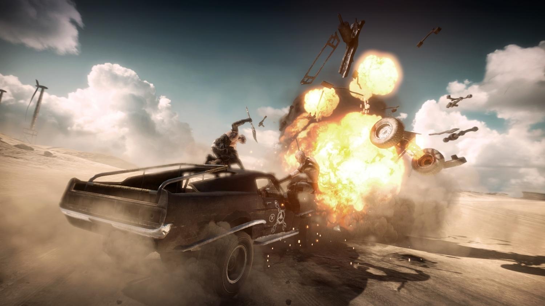 Mad Max – Gameplay