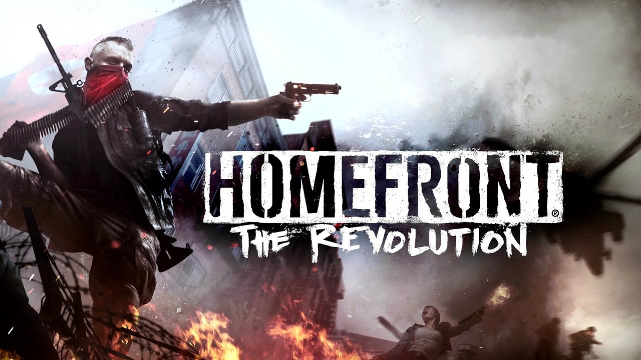 Homefront The Revolution – Story trailer