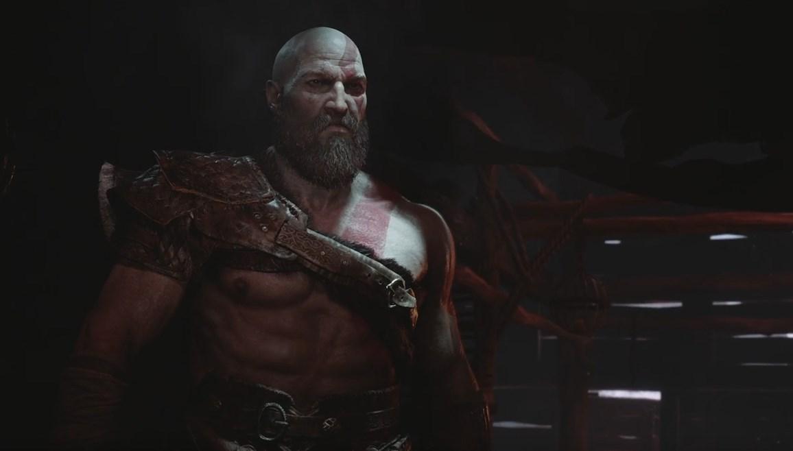 God of War – E3 2016 Gameplay