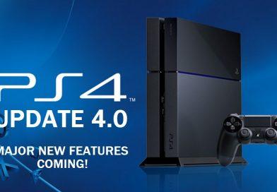 PS4: Διαθέσιμο το νέο Firmware Update 4.0 με υποστήριξη HDR