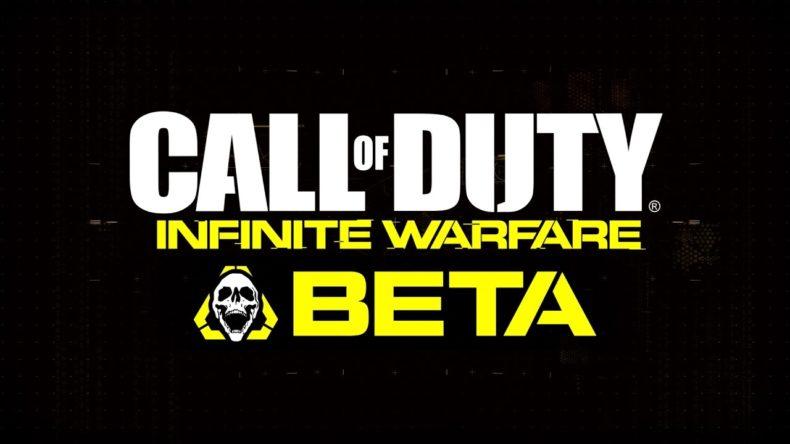 Ανοιχτή η Beta του CoD: Infinite Warfare για τους χρήστες PS4