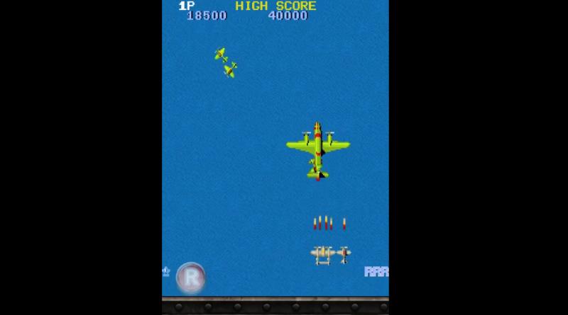 """Το arcade """"1942"""" της Capcom κυκλοφορεί για iOS και Android"""