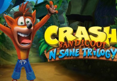 Crash Bandicoot N' Sane Trilogy PS4 – GamePlay