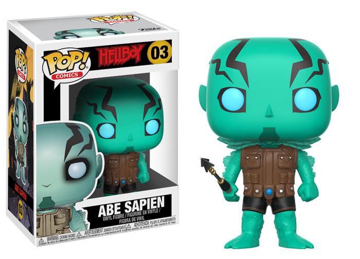 POP! Hellboy - Abe Sapien