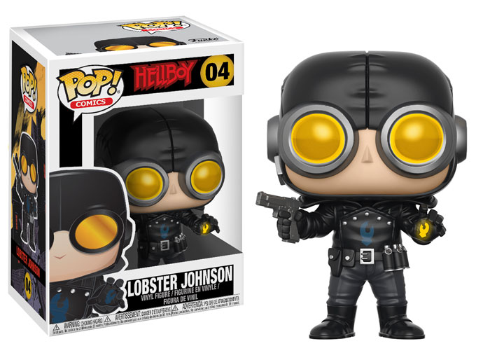 POP! Hellboy - Lobster Johnson