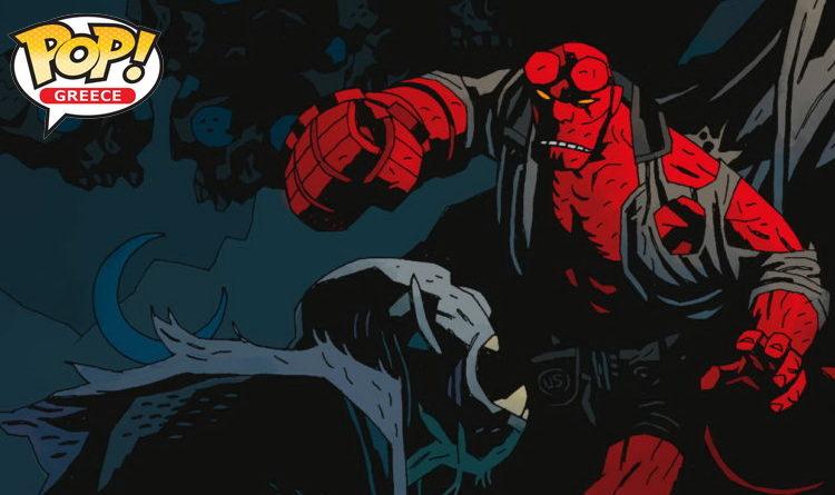 POP! Hellboy