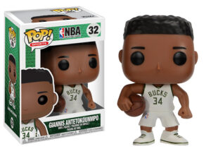 Funko POP! NBA Giannis Antetokounmpo