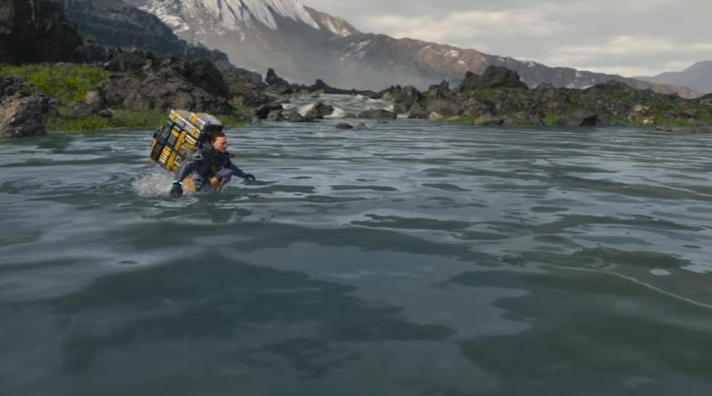 Gameplay trailer για το Death Stranding