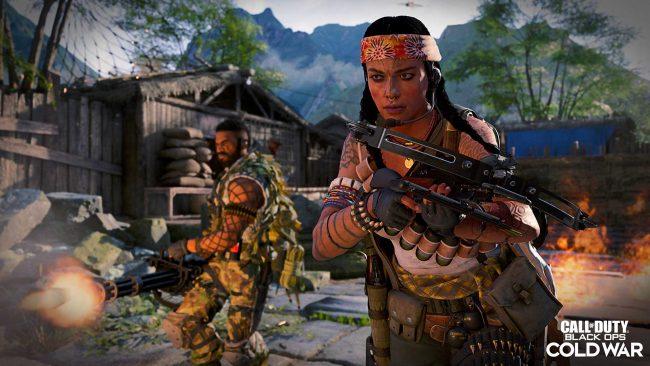 Call of Duty Black Ops Cold War warzone season two reloaded roadmap 1