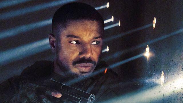 Michael B. Jordan is John T. Clark in Tom Clancy's Without Remorse