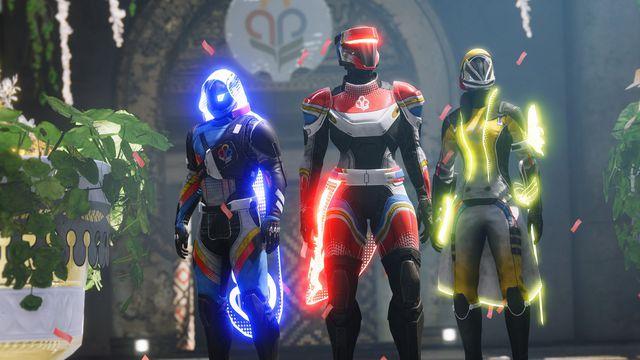 Destiny 2 Guardian Games 2021 armor
