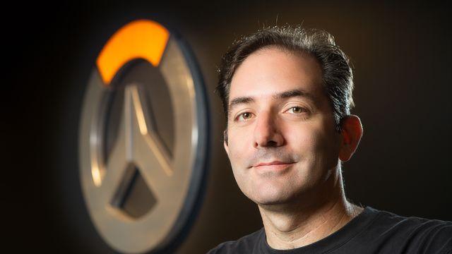Overwatch game director Jeff Kaplan