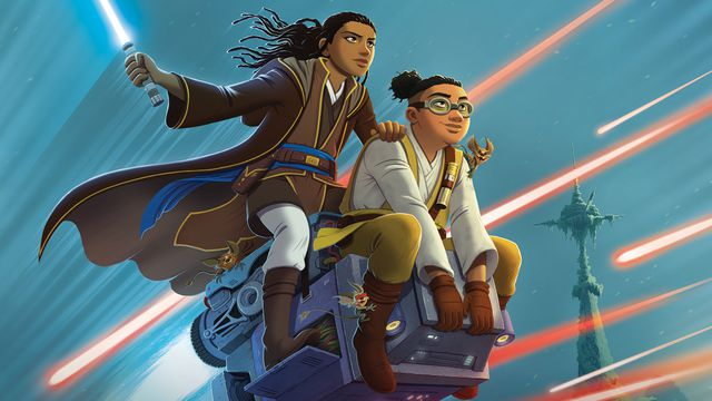 Star Wars The High Republic Race to Crashpoint cover art