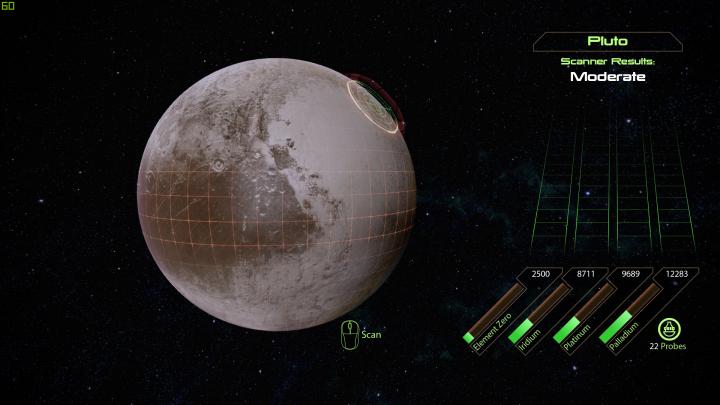 Mass Effect 2 Legendary Edition Pluto