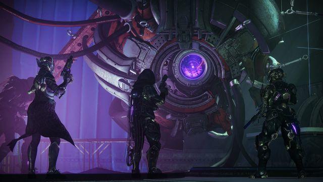 Destiny 2: Season of the Splicer HELM upgrade
