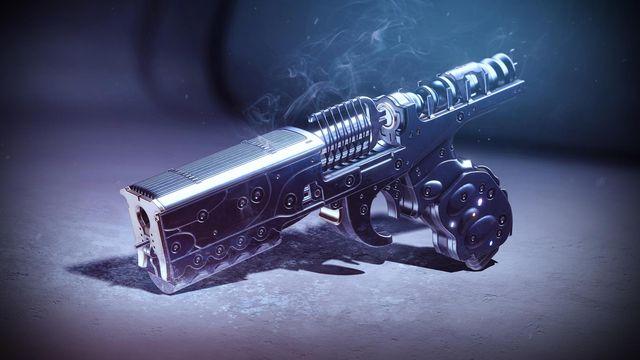 Destiny 2 Cryothesia 77K