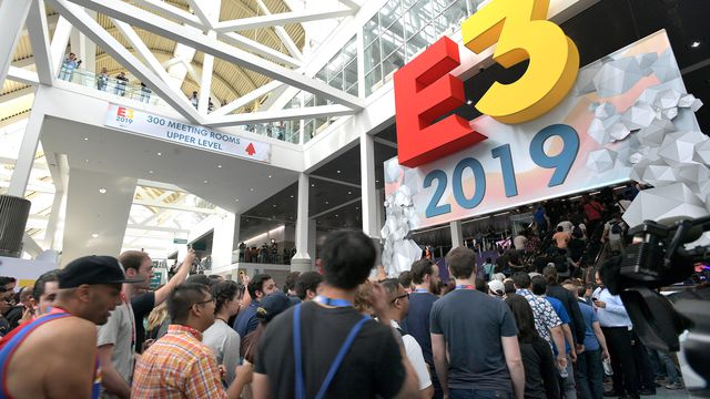 E3 - The World's Premier Event for Video Games – South Hall - Day 1