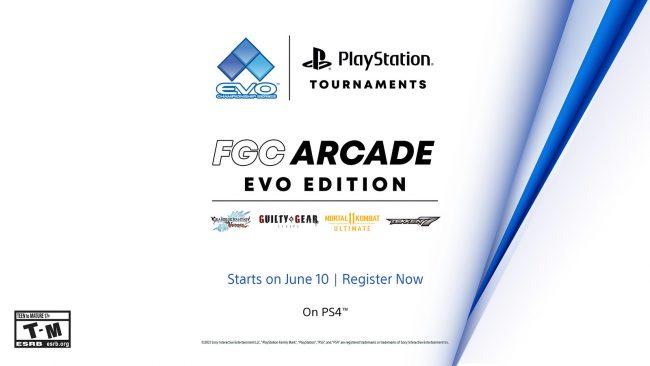Evo Community Tournaments PS4