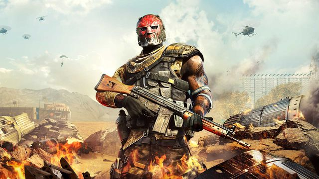 Jackal one of the main characters of Call of Duty: Black Ops Cold War and Warzone season 4
