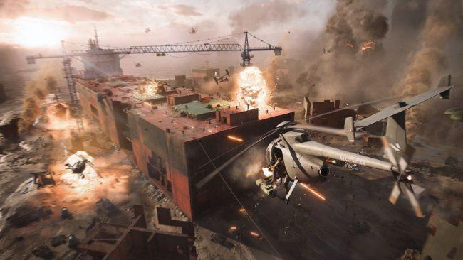 Battlefield 2042 battle royale