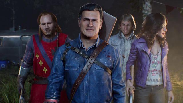 Evil Dead Summer Game Fest E3 2021