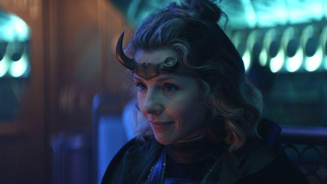 Sophia Di Martino as Sylvie in Loki.