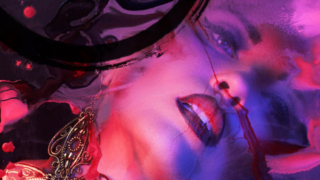 Vampire: The Masquerade art
