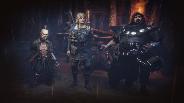 Path of Exile: Expedition's new traders