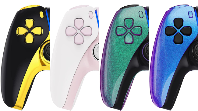 HexGaming Hex Rival PS5 Controller Review dualsense back buttons