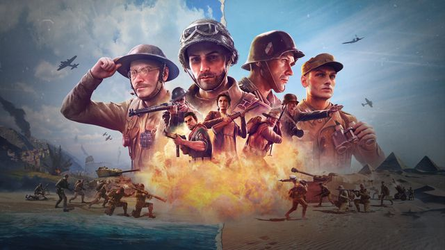 Artwork for Company of Heroes 3