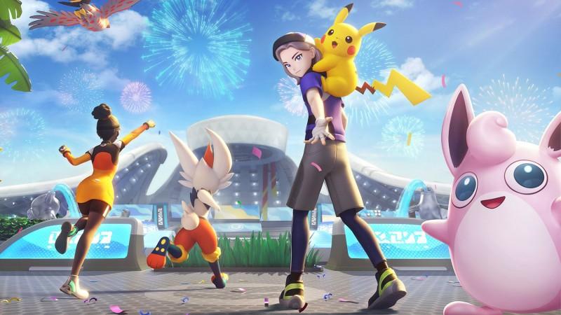 Pokémon Unite Impressions
