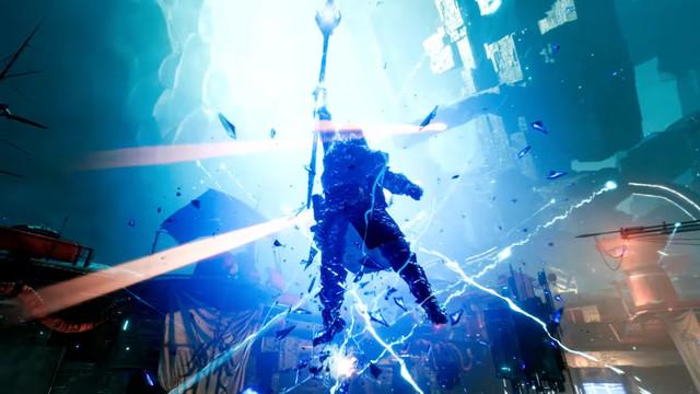 Destiny 2 Warlock creates Stasis staff for their Super