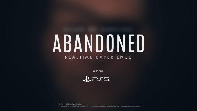 abandoned realtime experience app Blue Box Konami Team Bloober
