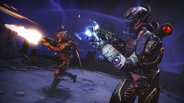 Guardians battle in Trials of Osiris