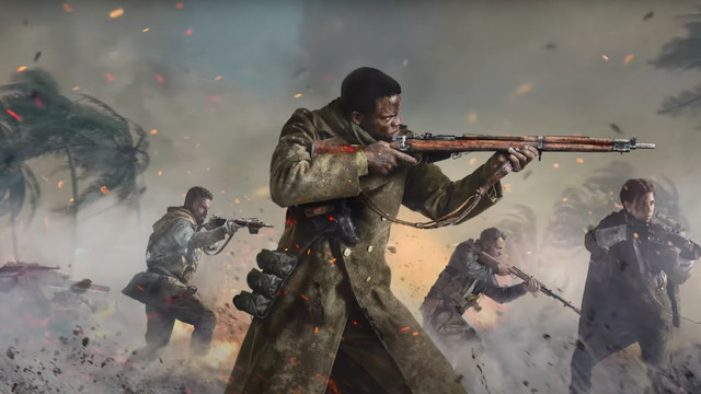 Promotional art for Call of Duty: Vanguard