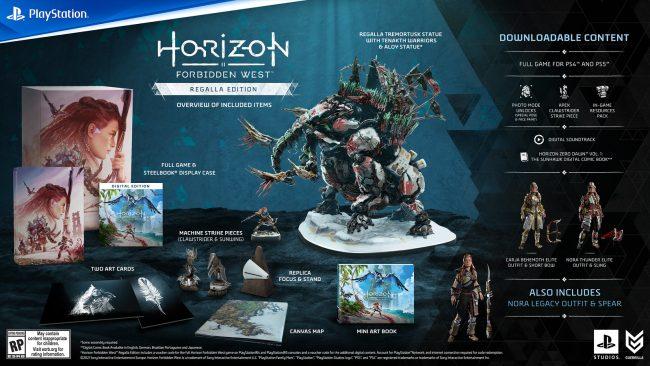 Horizon Forbidden West PS5 Upgrade