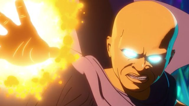 What If: The Watcher uses his energy powers