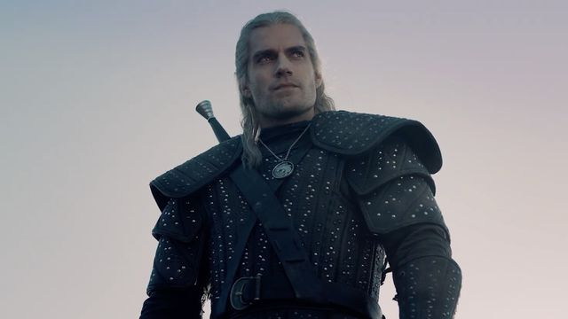 Henry Cavill stands tall and beady eyed as Geralt in Witcher season 2