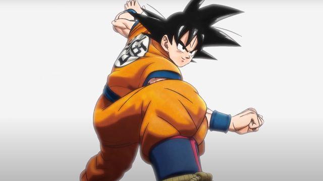 Goku from Dragon Ball Super: Super Hero
